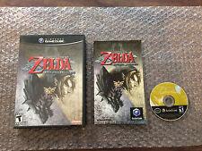 The Legend of Zelda Twilight Princess (Game Cube) Complete - Tested