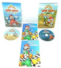 Super Mario Bros. Super Show!: Mario Of The Deep & Mario's Adventures out West