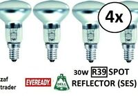 4 x 30Watt R39 Reflector Spot Light Lava Lamp Bulbs SES E14 Top Quality UK Stock
