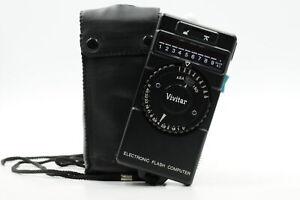 Vivitar Electronic Flash Computer Light Meter #228