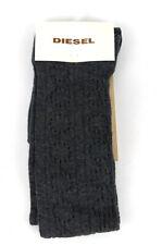 Diesel Knie Socken Strümpfe Serso grau Größe 37 - 48