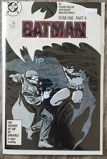 "Batman #407 (1987)  Part 4 of ""Year 1"" Storyline"