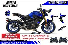 "Adesivi Stickers kit replica TEAM 2019 ""OPACO"" YAMAHA MT-09 MT09 2017-2019"