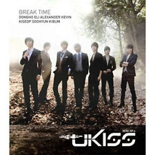 K-pop U-KISS - BREAK TIME (Mini Album) (UKISSM4)