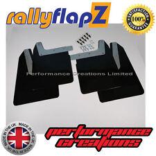 Custom Design Mudflaps SUBARU IMPREZA New Age GD(01-07) rallyflapZ 4mm PVC Black
