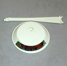 Barbie 1990s Stand Accessory Saddle CHRISTMAS Happy Holiday #3 Holly Berry