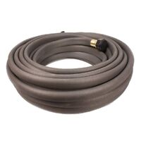 Apex 100 Foot Long Flexible Water Conservation Garden Soil & Root Soaker Hose