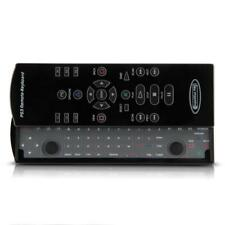 PS3 2.4Ghz Wireless Remote Control Slide Out Keyboard Game for Playstation 3