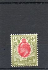 Lightly Hinged Cats South African Stamps (Pre-1961)