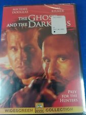 DVD The Ghost And The Darkness Michael Douglas Val Kilmer 1996 Widescreen