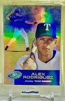 ALEX RODRIGUEZ 2001 eTopps #46 New York Yankees RARE /2212 - IN HAND - PERFECT
