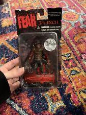 ANOES Freddy Krueger 3 3/4 In. Figure MEZCO Cinema Of Fear (PICS)