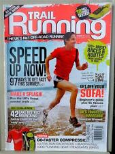 Trail Running Magazine Number 9 - 120+ Mucky Races & Routes - Race Shoes Tested