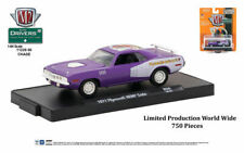 1:64 M2 Machines DRIVERS R50 *PLYMOUTH MAKES IT* CHASE CAR 1971 HEMI Cuda NIP