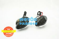PRO LED Turn Signal Lights For Honda CBR 919F 2002-2008 03 04 05 06 07 Smoke