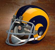Los Angeles Rams style NFL Vintage Football Helmet - JACK YOUNGBLOOD 1973-1974