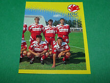 N°363 EQUIPE PART 2 LILLE OSC LOSC DOGUES D2 PANINI FOOT 98 FOOTBALL 1997-1998