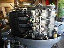 YAMAHA OUTBOARD  100 HP FOUR STROKE 20 ' SHAFT CARBY MODEL WRECKING ALL PARTS