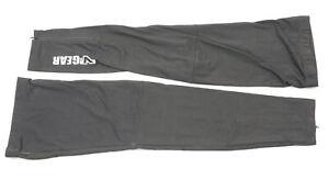 Verge  V-Gear Fleece Leg Warmers Large Black