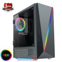 AMD RYZEN 5 3400G  DDR4 GTX 1650 4gb Windows 10 480GB SSD CIT Gaming Pc up557