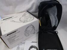 Bose A20 Aviation Headset Battery Power GA/Dual Plug w/ Bluetooth 324843-1020