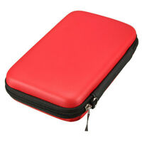 EVA Skin Carry Travel Hard Case Bag Pouch Cover for Nintendo 3DS LL XL