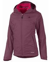 Jacke adidas® Climaproof W HT 3I1 PAD WT, Damen, lila/ malve, gefüttert, 3 in 1