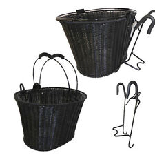 Wire Bike Basket Front Easy Off
