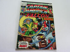 CAPTAIN AMERICA AND THE FALCON  #172  APRIL 1974   X-MEN CROSSOVER   VERY FINE+