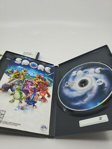 Spore Windows/Mac 2008 PC Game Game, Case, Dust Jacket and manual