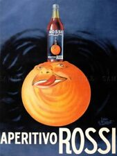 Orange Advertising Art