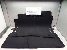 Toyota Tacoma Access Cab TRD Pro Black Carpet Floor Mats Genuine OEM OE