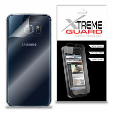 Genuine XtremeGuard LCD BACK ONLY Screen Protector Cover For Samsung Galaxy S6