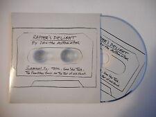 DAN THE AUTOMATER : RAPPER'S DELIGHT remixed [ CD SINGLE PORT GRATUIT ]