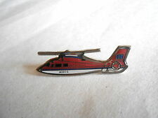 Vintage Medflight Air Ambulance Helicopter Lapel Pin