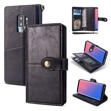 003dfbcdfe1 EYZUTAK Leather Case for Samsung Galaxy Note 8 Black Wallet Flip - Fast  Delivery