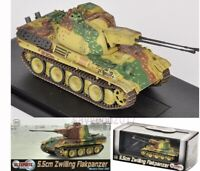 1/72 Dragon WWII 5.5cm Zwilling Flakpanzer Tank Western Front German Tank Toys