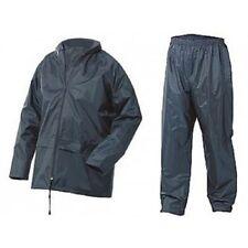Adulti Giacca Impermeabile & Pantaloni Pieghevole Set Tuta Antipioggia Da Uomo