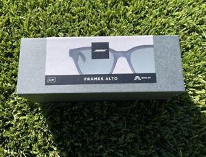 Bose Frames Alto Smart Audio Sunglasses - BRAND NEW Factory Sealed! $199 Retail!