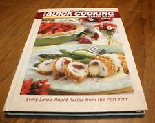Taste of Home's Quick Cooking Annual recipes (SR)