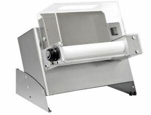 Teigausrollmaschine  Teigausroller Pizza 1 Rolle für 30 cm Pizzen NEU Gastlando