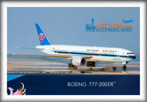 """Phoenix 1:400 China Southern Airlines Boeing 777-200ER """"B-2058"""" 11680"""