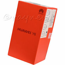 "New (Seal Broken) Huawei Y6 Black UK SIM Free 5"" 8GB 1GBRam 4G Android SCL-L01"
