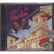 LOUIS ARMSTRONG LIONEL HAMPTON EARTHA KITT SARAH VAUGHAN - CD SANREMO 1996