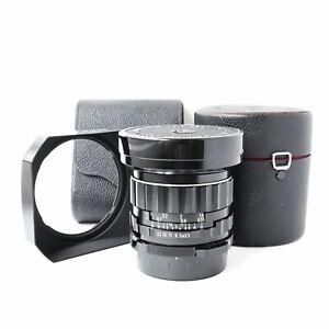 Pentax SMC Takumar 6x7 55mm f/3.5 wide angle lens for Pentax 67 cameras