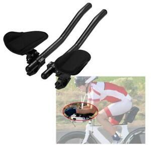 Bicycle Arm Rest Handlebar TT Bar Triathlon Road Bike  L3C3