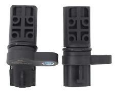 OEM 2 pcs Camshaft Crankshaft Position Sensors Left & Right For Infiniti Nissan