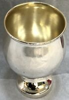 .925 Sterling Silver Small Goblet Barware Set Gift Home Decorative