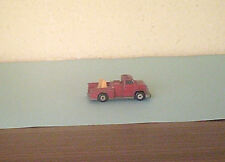 Matchbox - Superfast - No. 13 Snorkel Fire Engine - Copy. 1977