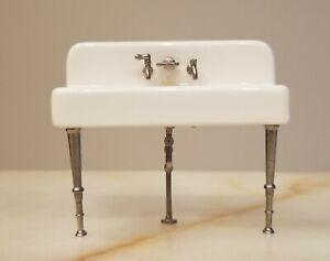 Porcelain Doll House Farmhouse Sink